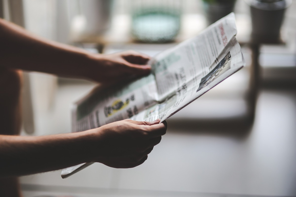 #54 Erste arabisch-deutsche Flüchtlingszeitung